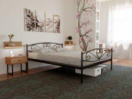 Односпальная кровать Milana 2 с изножьем - 80х190(200) см