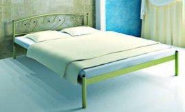 Полуторная кровать Darina 1 без изножья - 140см