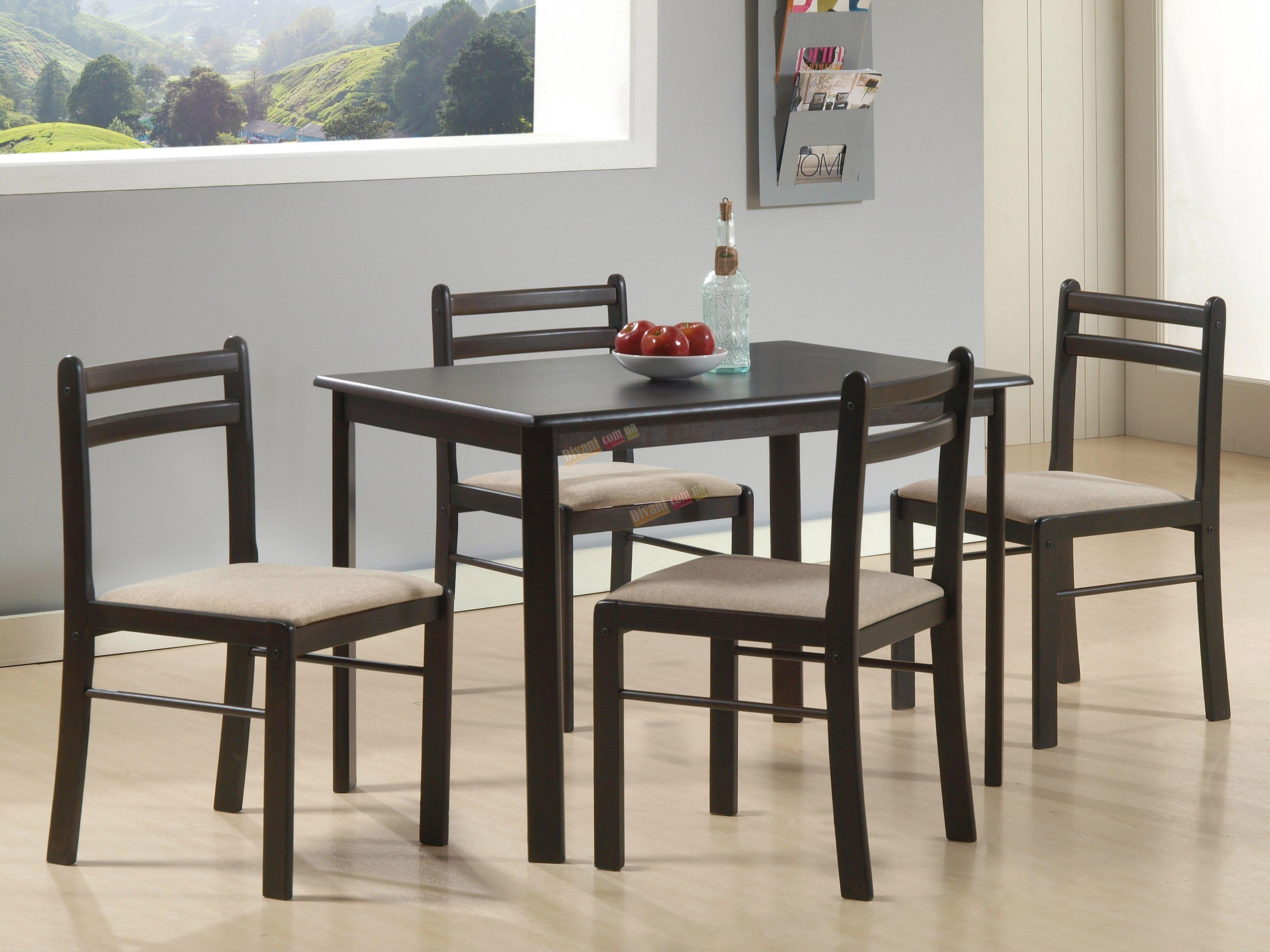 Стол + 4 стул а Грейс
