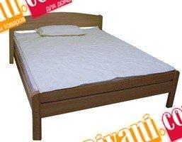Кровать Диана - 190-200x120см - Дуб(массив)