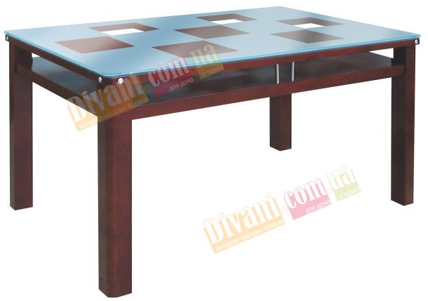 Стол стеклянный Art.109 Венге