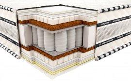 Ортопедический матрас 3D Империал латекс-кокос - 180x200 см