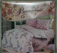Евро комплект постельного белья Райский сад