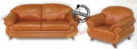 Кожаный диван Орхидея - 3