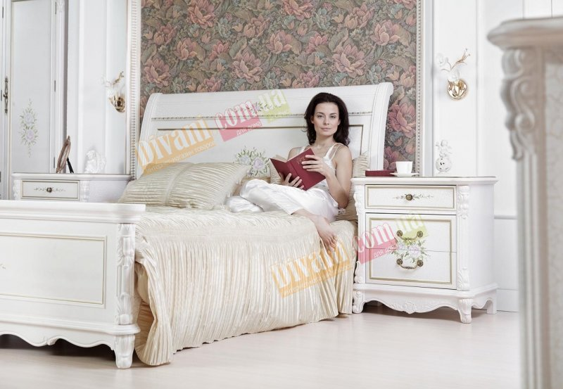 Кровать Екатерина - 200x180см