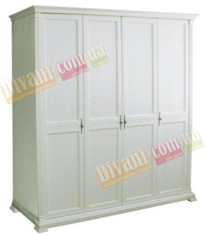 Шкаф 4х дверный Габриэлла