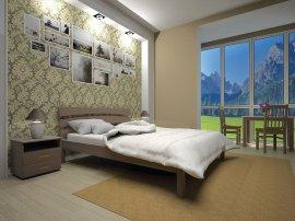Полуторная кровать Домино 3 - 140см