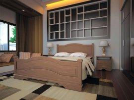 Односпальная кровать Атлант 15 - 90см
