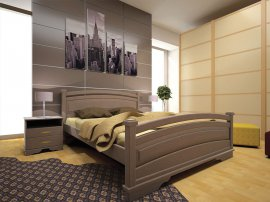 Двуспальная кровать Атлант 20 - 180см