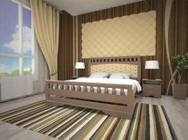 Двуспальная кровать Атлант 11 - 180см