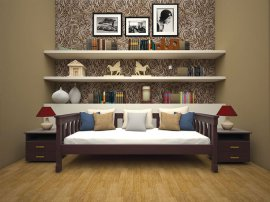 Односпальная кровать Рондо 3 - 90х200см