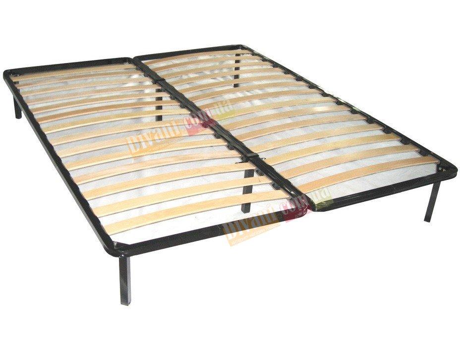 Каркас кровати для матраса Классик 140x190см и 140x200см