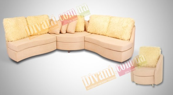 Угловой диван Шпех-2