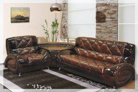 Кожаный угловой диван Шанхай