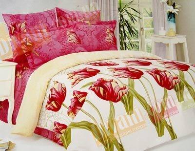 Двухспальный комплект постельного белья Wonderline -06WL