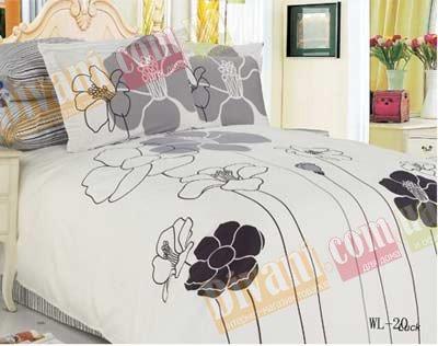 Двухспальный комплект постельного белья Wonderline -20WL