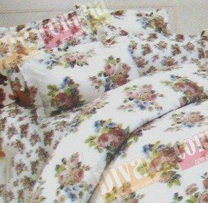 Евро комплект постельного белья Wonderline -43WL