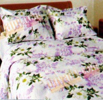 Евро комплект постельного белья Wonderline -52WL