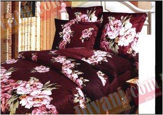Семейный комплект постельного белья Wonderline -13WL