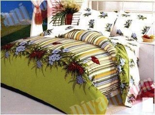Семейный комплект постельного белья Wonderline -14WL