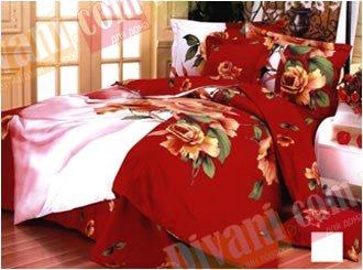 Семейный комплект постельного белья Wonderline -15WL