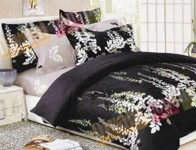 Семейный комплект постельного белья Wonderline -34WL