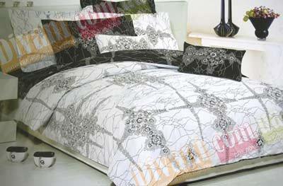 Семейный комплект постельного белья Wonderline -35WL