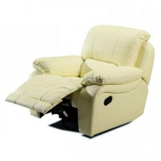 Кожаное кресло California 700-98e электрический реклайнер