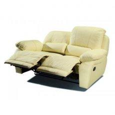 Кожаный диван California 700-29e с двумя электрическими реклайнерами