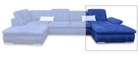 Модуль №5,6 к кожаному модульному дивану Мегапол