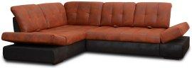 Кожаный модульный диван Бронкс