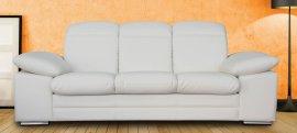 Кожаный диван Тедди 3