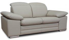 Кожаный диван Тедди 2