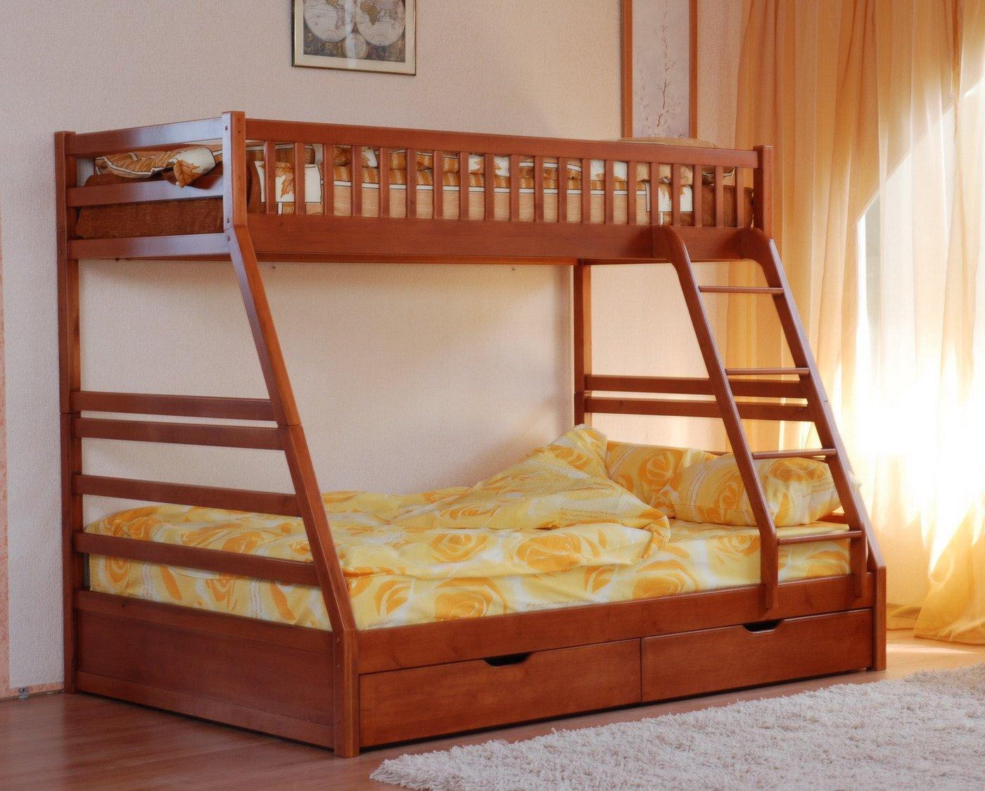 Двухярусные кровати дизайн