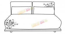 Диван-кровать Flirt-ВFP180