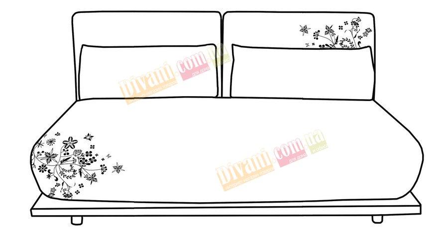 Диван -кровать Flirt-ВFP180
