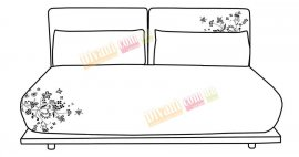 Диван-кровать Flirt-ВFP140