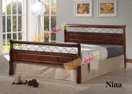 Двуспальная кровать  Nina (Нина) 200x160см