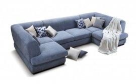 П-образный диван Бостон 2