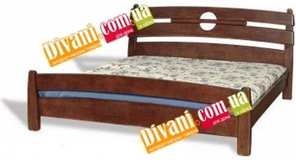 Кровать Лиза-2 - 190-200x80см - Ясень(массив)