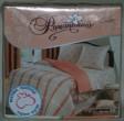 Полуторный комплект постельного белья Бетти