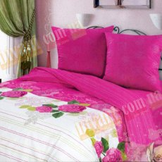 Полуторный комплект постельного белья Франсуаза