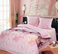 Двухспальный комплект постельного белья Батерфляй