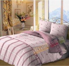 Двухспальный комплект постельного белья Бетти