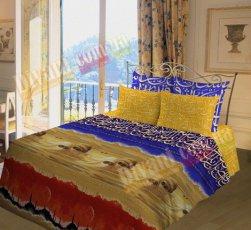 Двухспальный комплект постельного белья Восточная сказка