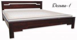 Полуторная кровать Дельта-1 - 140см