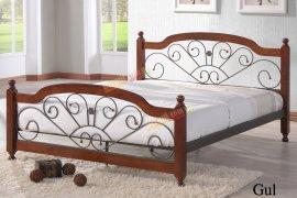 Полуторная кровать  Gul 200x140см