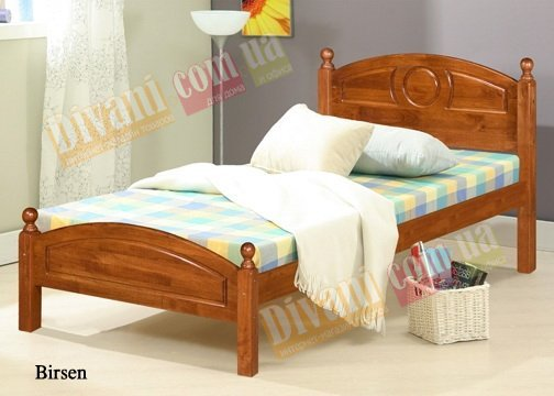 Кровать Onder Metal Wood Beds Birsen 200x90 см