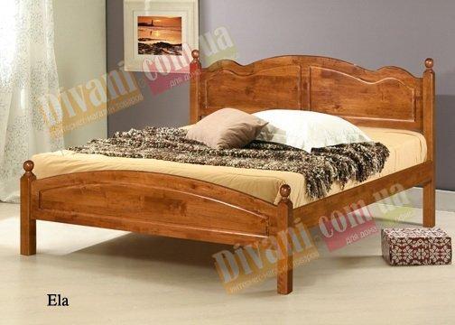 Кровать Onder Metal Wood Beds Ela 200x160см