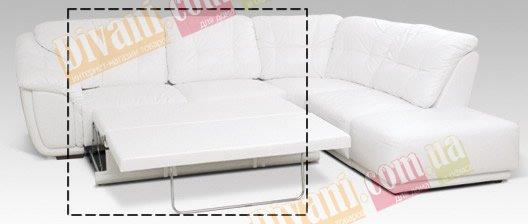 Модуль дивана Натали диван-кровать